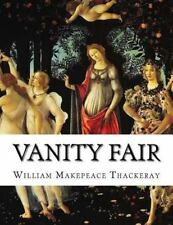 Vanity Fair : Pen and Pencil Sketches of English Society by William Makepeace...