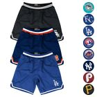 MLB Mitchell & Ness Authentic Playoff Win Throwback Shorts Collection Men's