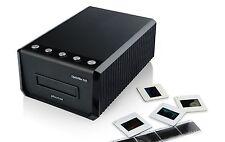 Plustek OpticFilm 135 , the motorized 35mm Slide and Negative Film scanner