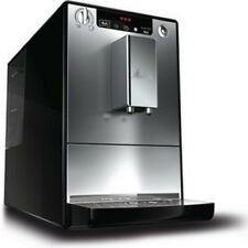 Melitta E 950-103 Caffeo Solo Kaffeevollautomat Silber/Schwarz