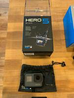 GoPro Hero5 Black Ultra HD 4k Action Camera BUNDLE