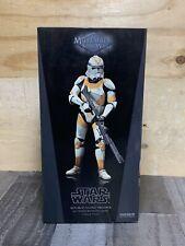 Star Wars Republic Clone Trooper Utapau 1/6 Scale 12 Inch Sideshow Exclusive