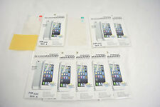 8 X NEW Front+Back Screen Skin Protector Cover FULL BODY For APPLE iPhone 4 4S