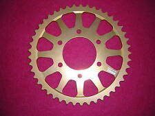 Suzuki GSF1200 Bandit, '96-'05 530 47T Rear Sprocket  Alloy Anodised Gold New *