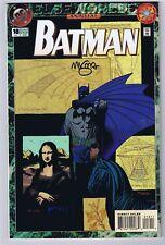 Batman Annual #18 VF Signed w/COA by Cover Artist Mike Mignola 1994 DC Comics