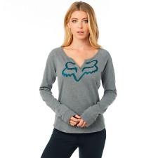 44bda82b622 Fox Racing Fox Women s Thorn Airline Long Sleeve Shirt LS Heather Graphite