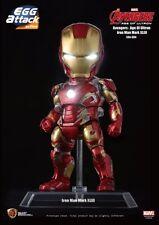 "Genuine Avengers Masterpiece AOU Iron Man Mark 43 Egg Attack Eaa004 6"" Figurine"