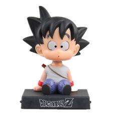 Dragon Ball Z Goku Car Decoration Shaking Bobble Head Doll Phone Holder---Gift