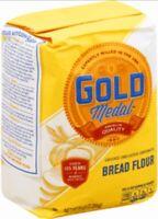 Gold Medal Bread Flour Unbleached 5 LB