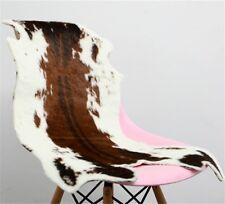 Animal Printed 1.7'x3' Cow Hide Fox Faux Fur Rug Mat Carpet Blanket Washable