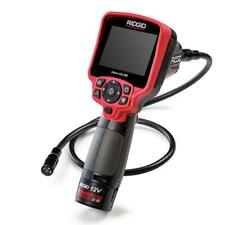 Ridgid Micro Video Inspection Camera Lcd Display Handheld Waterproof Camera Head