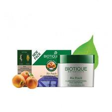 Biotique Bio Peach Clarifying and Refining Peel Off Mask, deep-cleanse skin