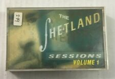 "Various Scottish Artists ""The Shetland Sessions V1"" Tape Cassette - Never Played"