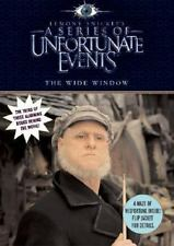 The Wide Window, Movie Tie-in Edition A Series of Unfortunate Events, Book 3