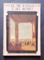 Rivista Mensile T. C. I - Le Vie d'Italia - Anno II - n. 3 - Marzo 1934