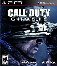 Call Of Duty: Ghosts Sony Playstation 3 Game