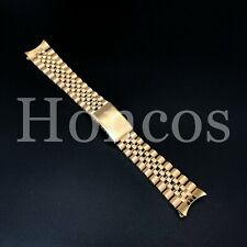 20MM YELLOW GOLD JUBILEE BAND STRAP BRACELET FOR TUDOR PRINCE OYSTERDATE