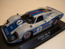 NSR Ford MK IV Martini #3 1178SW für Autorennbahn 1:32 Slotcar