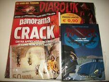 PANORAMA MONDADORI 34+DIABOLIK ANNI DEL TERRORE N.1 RE/CRIMINALE!NUOVO!18/8/2011