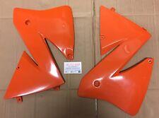Convogliatori radiatore KTM 380 - 400 - 520 EXC-F 2001/2002 Radiator Covers