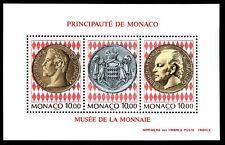 MONACO : BLOC 66 MUSÉE de la MONNAIE, Neuf ** = Cote 17 € / Lot Timbres FRANCE