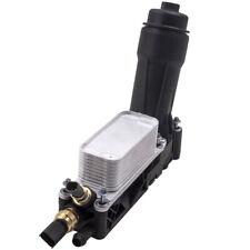Engine Oil Cooler Filter Housing For 11-13 Jeep Dodge Chrysler 3.6L V6