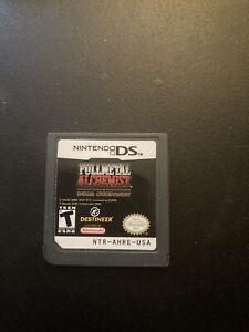 Fullmetal Alchemist Dual Sympathy Nintendo DS Cartridge Only Free Shipping!