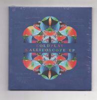 Colplay Kaleidoscope EP 2017 CD Something Just Like This