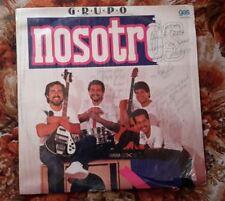 """GRUPO NOSOTROS """"LA PALMA DE COCO"""" TROPICAL SALSA ROMANTICAS CUMBIAS RARE LP VG+"""