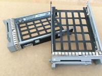 800-35052-01 Cisco UCS C220 C240 C460 M2/M3/M4 SAS/SATA 2.5'' Hard Drive Tray