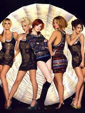 Kimberley Walsh, Nadine Coyle and Cheryl Cole photo - E1393 - Girls Aloud