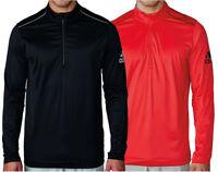 Adidas Golf Climawarm Range 1/2 Zip Layering  Mens Pullover