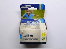 Samsung Toner original gelb CLP-Y300A CLP-300 CLX-2160 CLX-3160 N FN ------- OVP