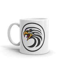 Génial Angry Eagle mascot Mug-Oiseau-Cadeau Sport Kids Eagle's football #10483