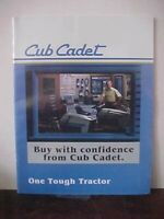 Cub Cadet One Tough Tractor 19 Page Color Brochure (ZZ1)
