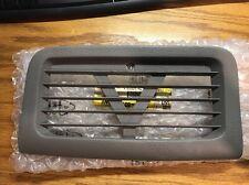 NOS Genuine GM 22605265 98-02 Cavalier Defrost Vent Pewter 92I