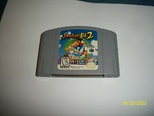 Snowboard Kids 2 (Nintendo 64, 1999) N64 Authentic Game Cartridge Excellent!