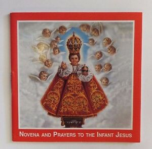 Novena and Prayers to the Infant Jesus, from Italy New