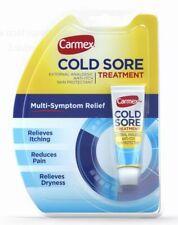 *NEW*- CARMEX Cold Sore Treatment~Multi-Stmptom Relief ~Expiration:11/2020