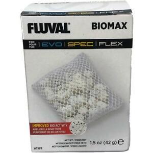 Fluval Evo/Spec/Flex Biomax 42g *GENUINE FLUVAL MEDIA*
