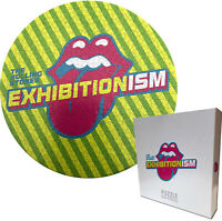 THE ROLLING STONES Exhibitionism Tongue Logo OFFICIAL 500 PIECES JIGZAW PUZZLE