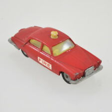Husky Models-Jaguar MK 10-Fire Department-Pompiers
