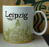 Starbucks City Mug Tasse Becher Cup Leipzig Deutschland 16oz NEU