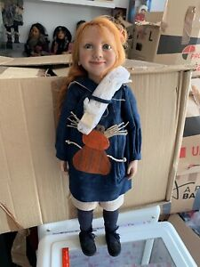 Zwergnase Nicole Marschollek Doll 20 7/8in Top Condition