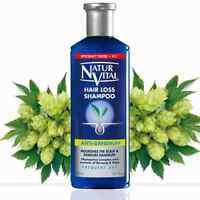 Natur Vital Hair Loss Shampoo ANTI DANDRUFF 300ml