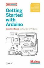 Getting Started with Arduino Make: Projects