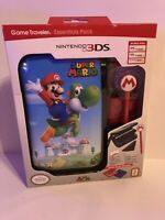 Super Mario -Nintendo 3DS/2DS XL-Game Traveler Essentials Carrying Case