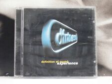 DEFINITION OF SOUND - EXPERIENCE CD COME NUOVO LIKE NEW