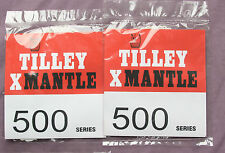 Genuine 164x Tilley Mantle and 2 Bullfinch Mantles No. 1228