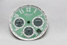 Reloj de pulsera Cuadrante con Cronógrafo Chopard Verde Geneve con rehaut - 31mm D WC103165